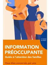 Information préoccupante : Guide à l'attention des familles ©CD61