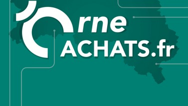 Lancement plateforme www.orne-achats.fr ©CD61